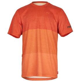Protective P-Vision T-Shirt Men dark rust